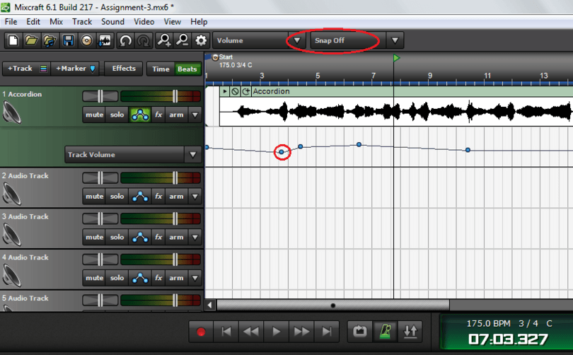 How to remove attack from a sound? - Progressive Rock Music