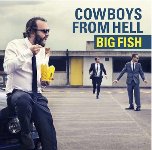 Cowboys from hell new album big fish progressive rock for Big fish soundtrack