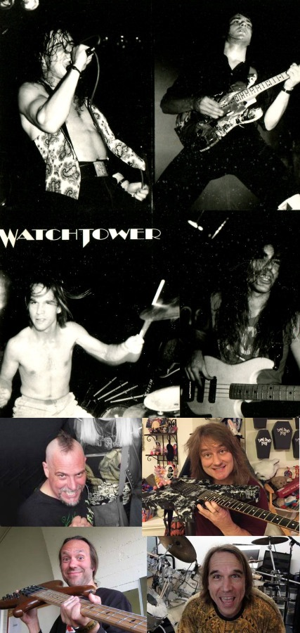 WATCHTOWER discography and reviews