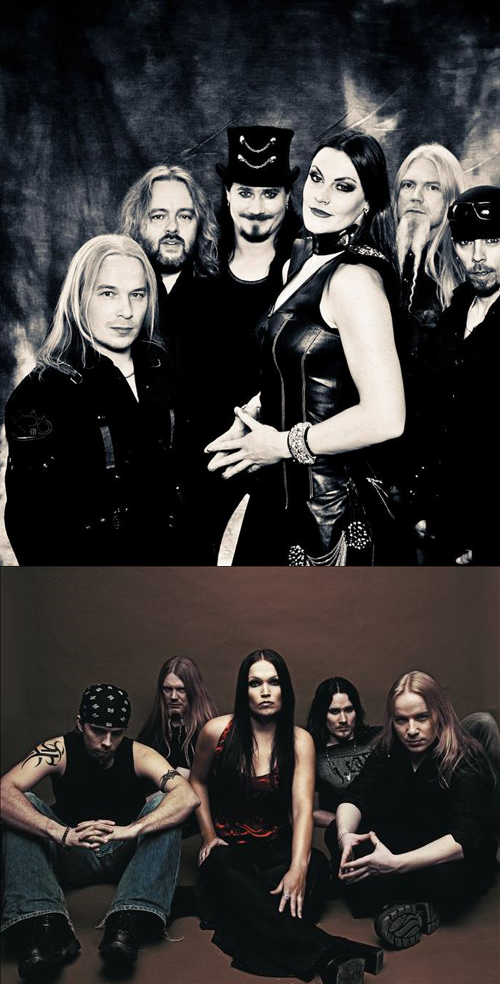 nightwish discographie
