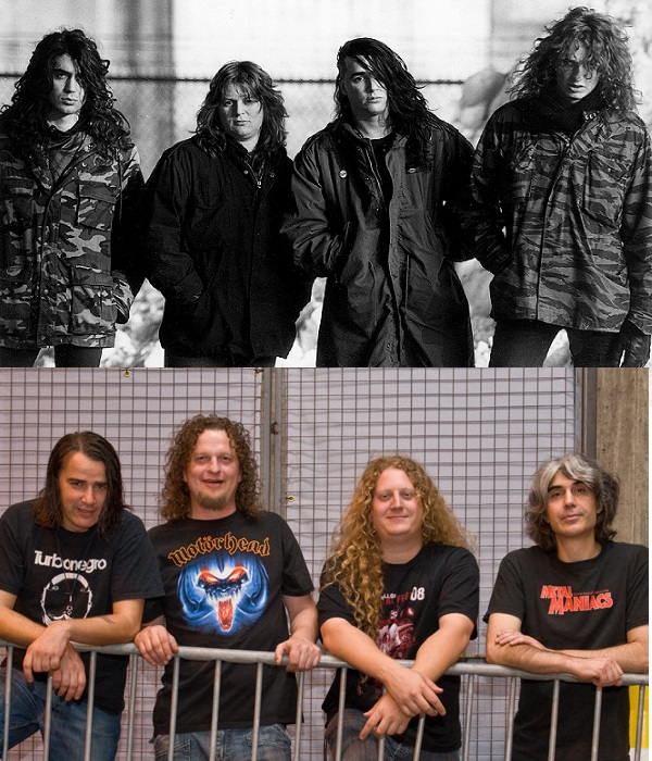 VOIVOD discography and reviews