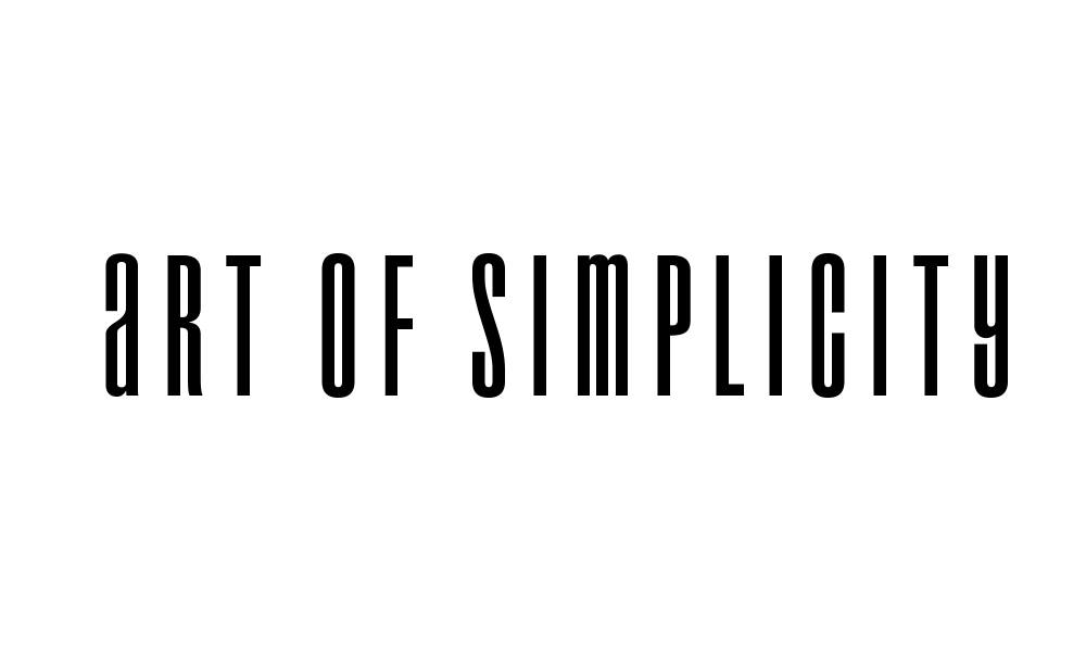 Art of Simplicity picture