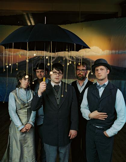 The Decemberists picture