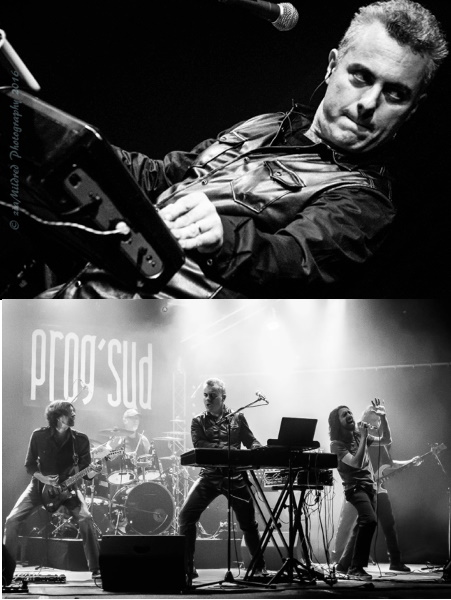 Alex Carpani Band picture