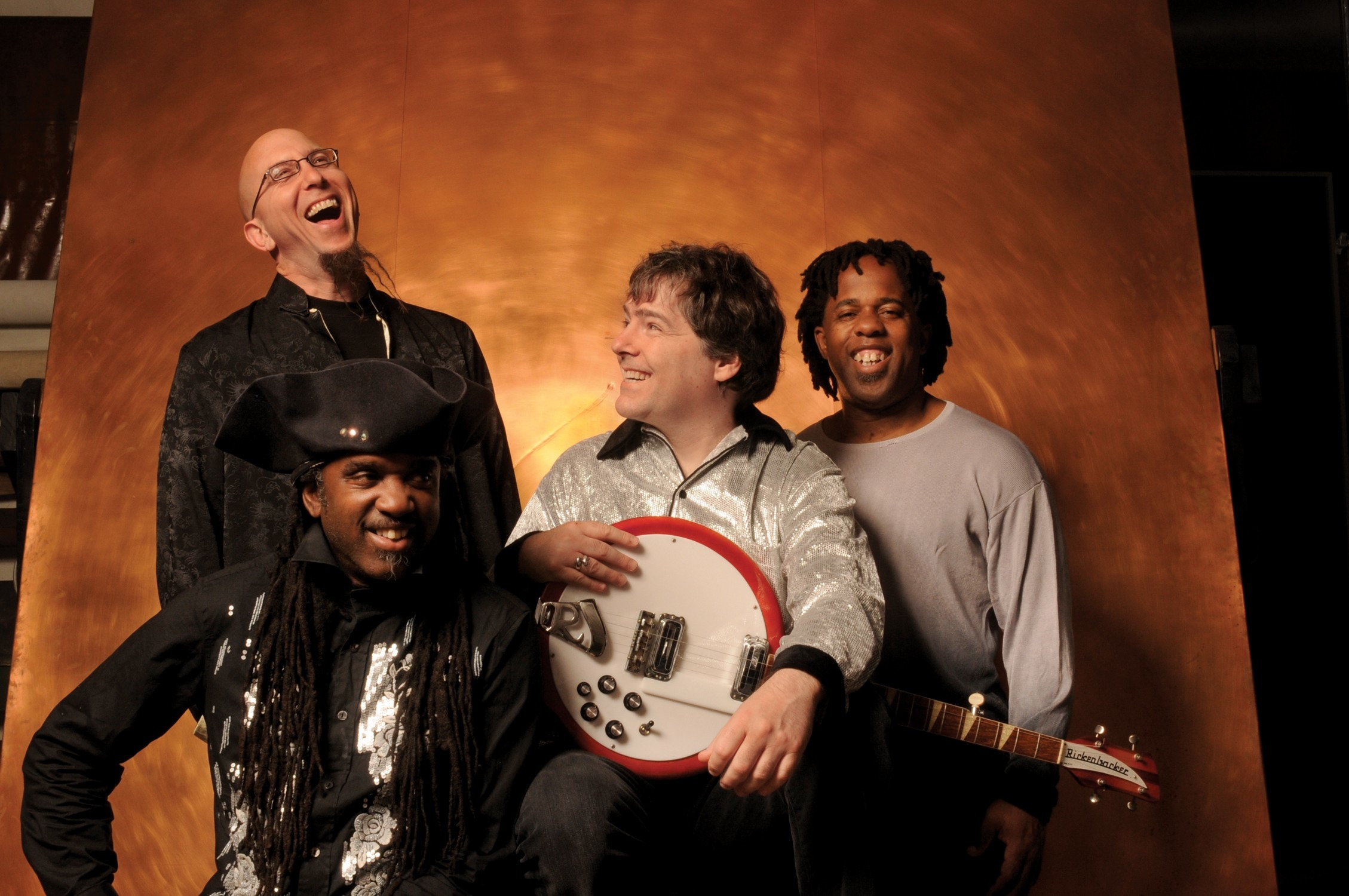 Bela Fleck and The Flecktones picture