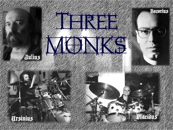 Three Monks picture