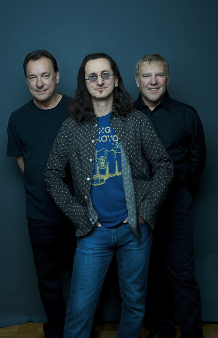RUSH discography and reviews