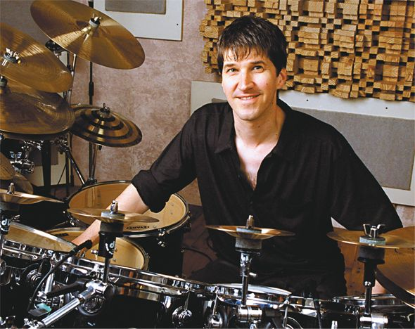 Chad Wackerman picture
