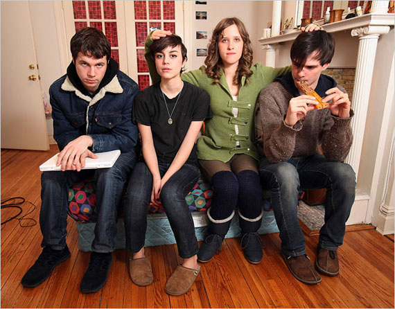 Dirty Projectors picture