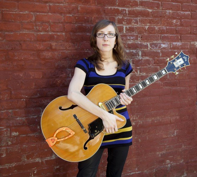 Mary Halvorson picture