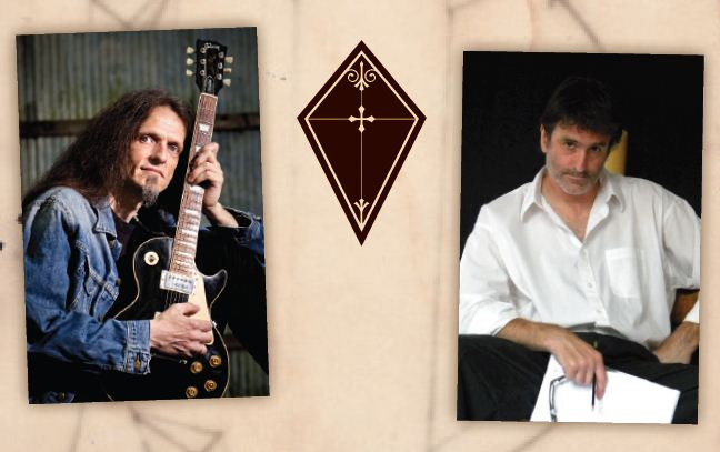 Steve Brockmann and George Andrade picture
