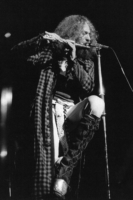 IAN ANDERSON discography and reviews
