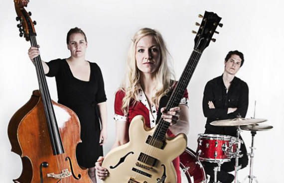 Hedvig Mollestad Trio picture