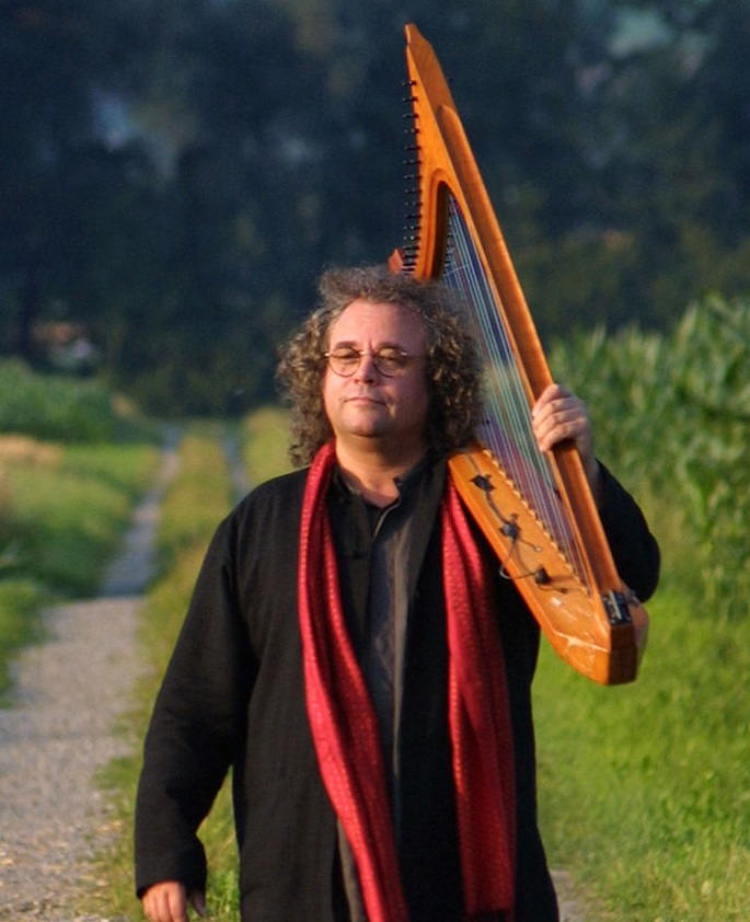 Andreas Vollenweider picture