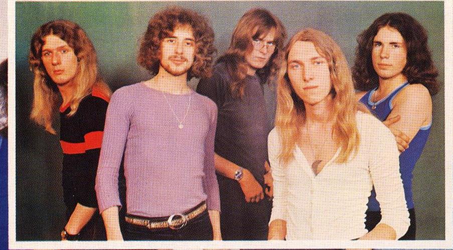 Resultado de imagen de fantasy rock band