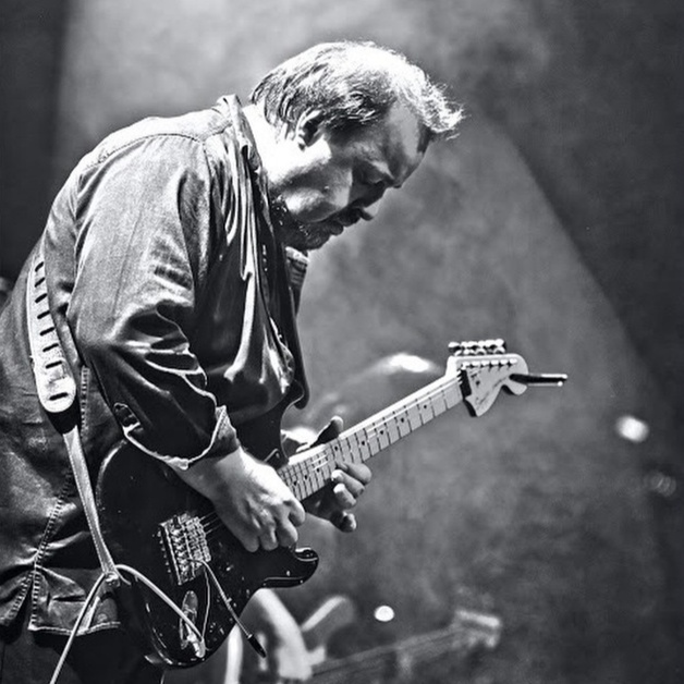 Steve Rothery picture