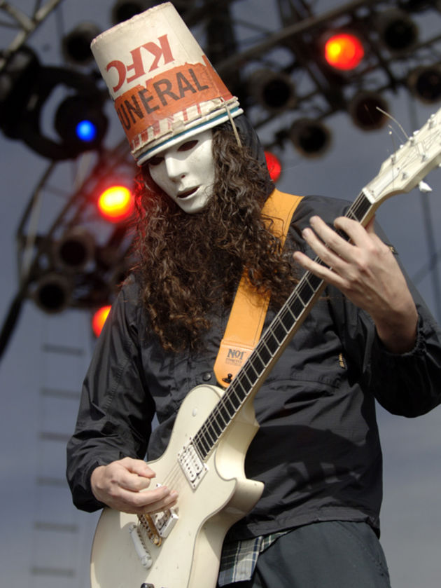 Buckethead picture