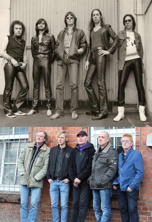 Status quo old time rock and roll lyrics