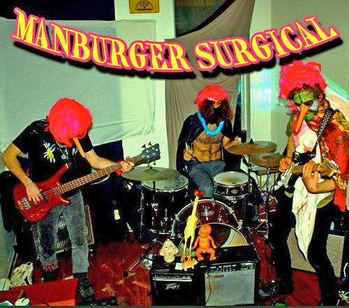 Manburger Surgical picture