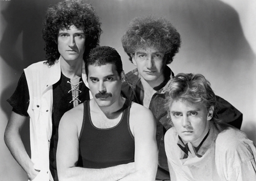 QUEEN music, discography, MP3, videos and reviews