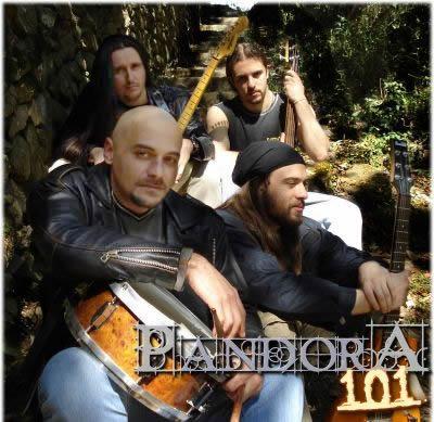 PANDORA 101 discography and reviews