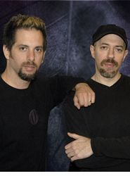 John Petrucci and Jordan Rudess picture
