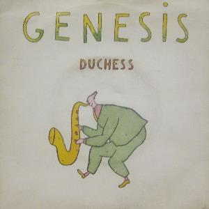 Genesis Duchess/Open Door album cover