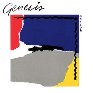 Genesis - Abacab CD (album) cover