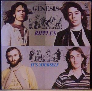 Ripples by GENESIS album cover