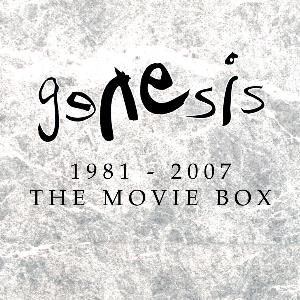 Genesis The Movie Box album cover