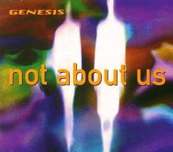 Genesis Not About Us album cover
