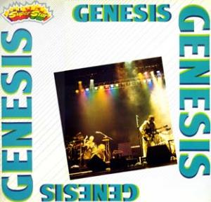 Genesis by GENESIS album cover