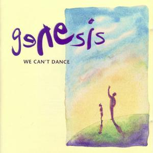 Genesis - We Can't Dance  CD (album) cover