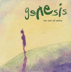 Genesis  No Son Of Mine album cover