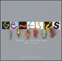 Genesis Turn It On Again The Hits -The Tour Edition album cover