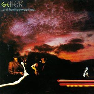 Genesis - ...And Then There Were Three... CD (album) cover