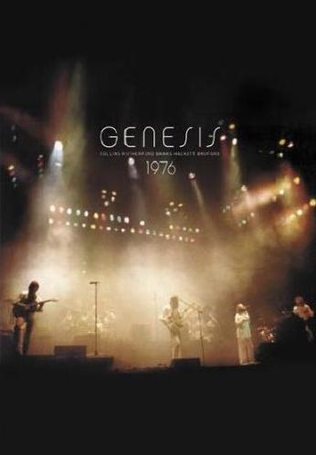 Genesis - In Concert 1976 CD (album) cover
