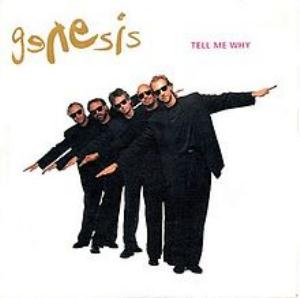 Genesis Tell me why album cover