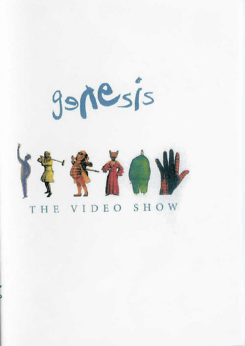 Genesis - The Video Show (DVD) CD (album) cover