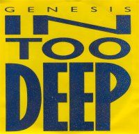 Genesis - In Too Deep  CD (album) cover