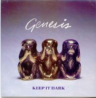 Genesis Keep it dark album cover