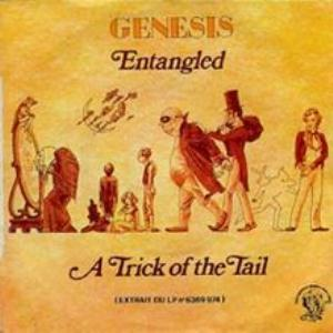 Genesis Entangled album cover