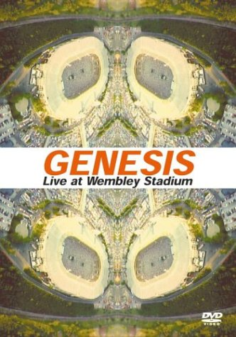 Genesis - Invisible Touch - Live At Wembley (DVD) CD (album) cover