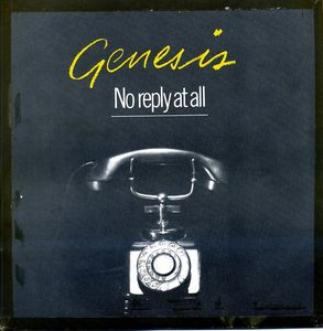 Genesis No reply at all album cover