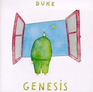 Genesis - Duke CD (album) cover
