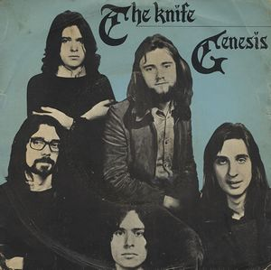 Genesis The Knife album cover