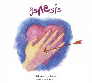 Genesis Hold On My Heart album cover