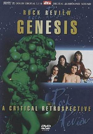 Genesis Rock Review - A Critical Retrospective album cover