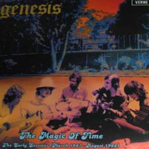 Genesis The Magic Of Time album cover