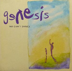 Genesis We Can't Dance  album cover